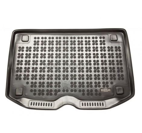 Гумена стелка за багажник Rezaw Plast за Citroen C3 Picasso Pack XP (2009 - 2016) в горно положение на багажника