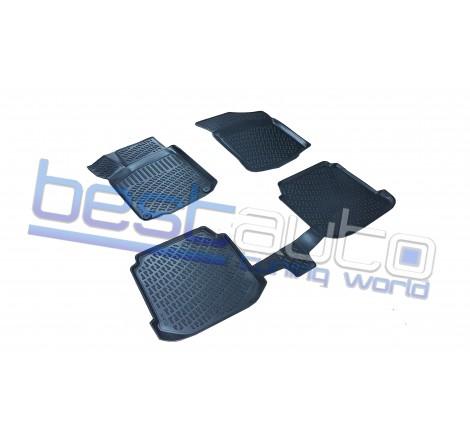3D Автомобилни гумени стелки GMAX тип леген за VW Golf IV