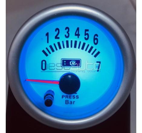Измервателен уред за налягане на масло - 7 цвята