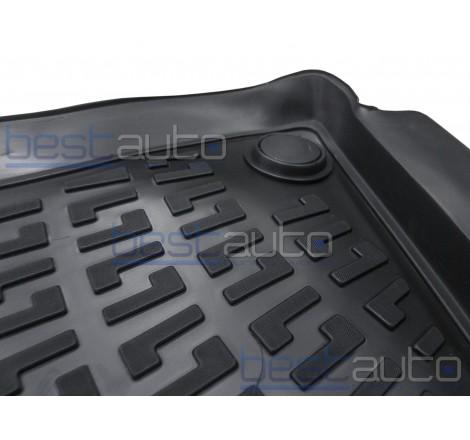 3D Автомобилни гумени стелки GMAX тип леген за Mercedes CLA C117 (2013+)