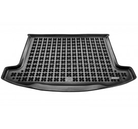 Гумена стелка за багажник Rezaw Plast за Kia Carens (2013+) 5 Местен