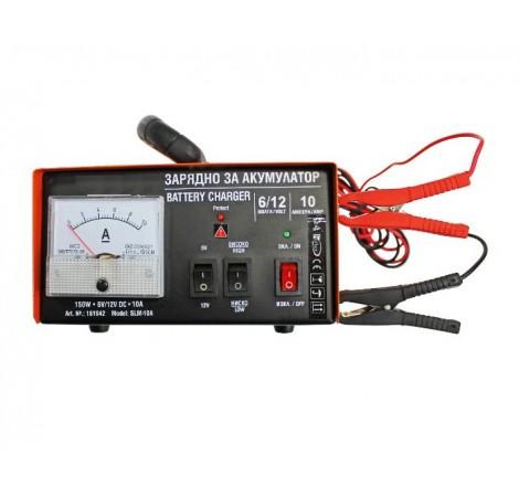 Зарядно за акумулатор - 10 Ампера