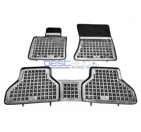 Комплект гумени стелки за купе и багажник Rezaw Plast за BMW Х5 Е70 (2006+)