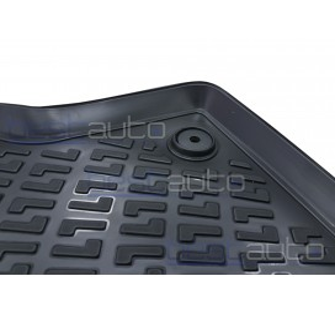 3D Автомобилни гумени стелки GMAX тип леген за Opel Corsa E (2014+)
