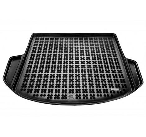 Гумена стелка за багажник Rezaw Plast за Hyundai Santa Fe (2012+) 5 и 7 местен, с трети ред седалки.