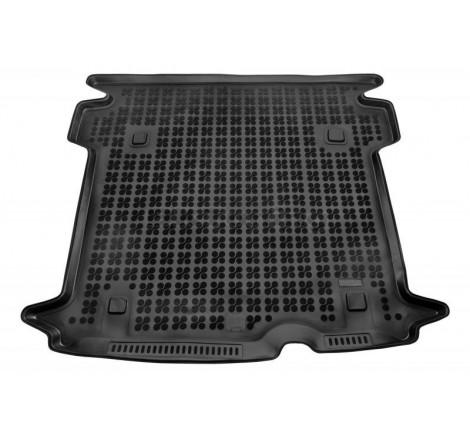 Гумена стелка за багажник Rezaw Plast за Fiat Doblo II Maxi (2010+) 5 местен