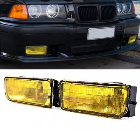 Жълти халогени за БМВ Е36 / BMW E36 (1992-1998)