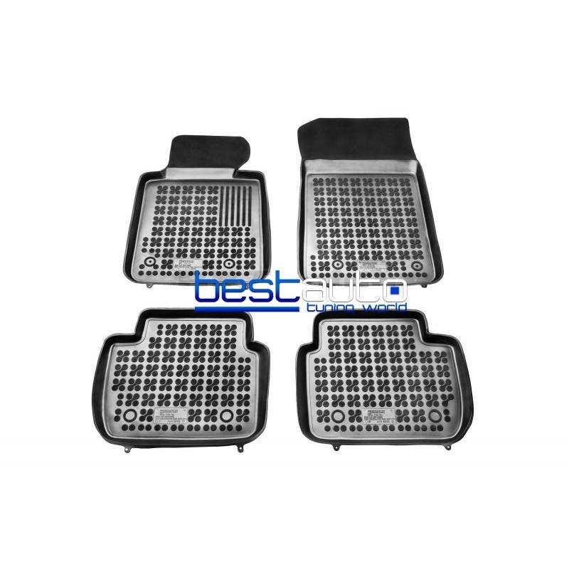 Автомобилни Гумени Стелки Rezaw Plast тип леген за BMW F30 3-серия (2012+)