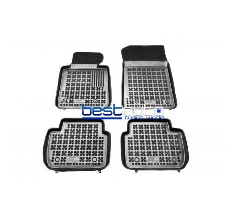 Автомобилни Гумени Стелки Rezaw Plast тип леген за BMW E90 3-серия (2012+)