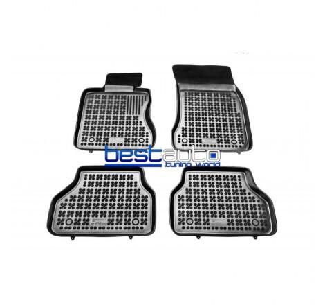 Автомобилни Гумени Стелки Rezaw Plast тип леген за BMW E60/E61 (2003-2010)