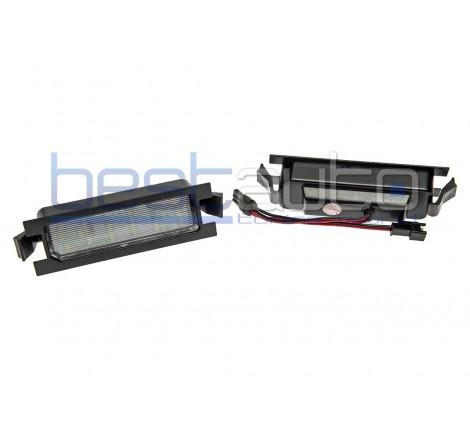 LED плафони за регистрационен номер за Hyundai i30 (2013+)
