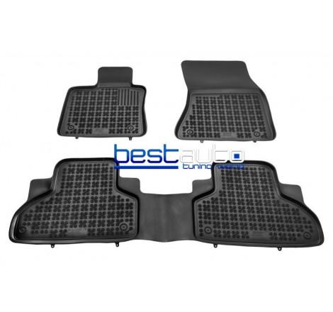 Автомобилни Гумени Стелки Rezaw Plast тип леген за BMW X5 F15 (2013+)