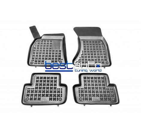 Автомобилни Гумени Стелки Rezaw Plast тип леген за Audi A4 B8 (2007+)