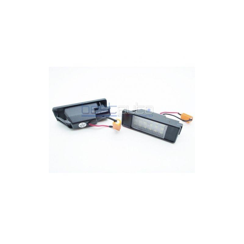 LED плафони за регистрационен номер за Nissan Navara / Note
