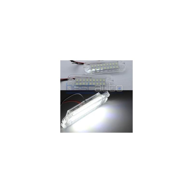 LED плафони за регистрационен номер за Mercedes G-Class W463