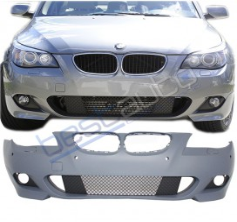 Предна M TECHNIK броня за BMW E60 / E61 (2003-2007) PDC 24мм