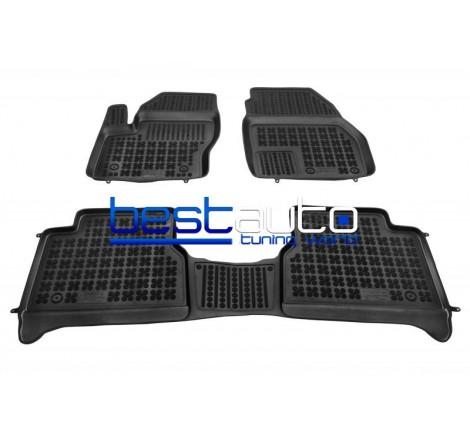 Автомобилни Гумени Стелки Rezaw Plast тип леген за Ford Tourneo Connect (2013+)