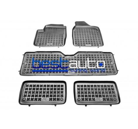Автомобилни Гумени Стелки Rezaw Plast тип леген за Seat Alhambra (1996-2010)