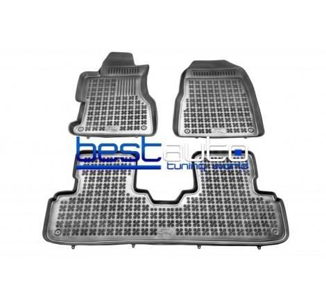 Автомобилни Гумени Стелки Rezaw Plast тип леген за Honda Civic (2001-2005) с 3-врати
