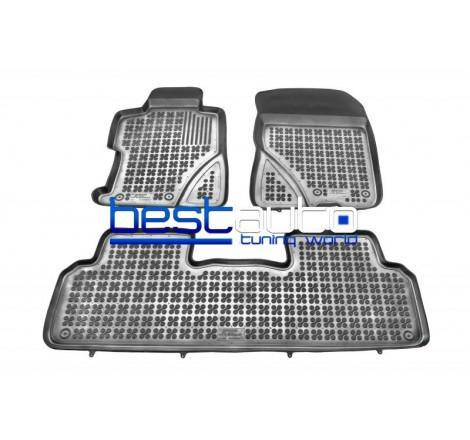 Автомобилни Гумени Стелки Rezaw Plast тип леген за Honda Civic (2006-2011) Седан / Хибрид