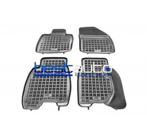 Автомобилни Гумени Стелки Rezaw Plast тип леген за Honda Civic (2006-2011) Хечбек 3/5 врати