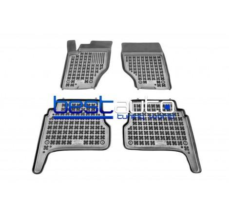 Автомобилни Гумени Стелки Rezaw Plast тип леген за Kia Sorento (2003-2009)