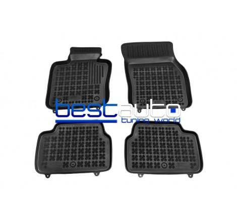 Автомобилни Гумени Стелки Rezaw Plast тип леген за Mini Cooper S (2014+) 5 врати