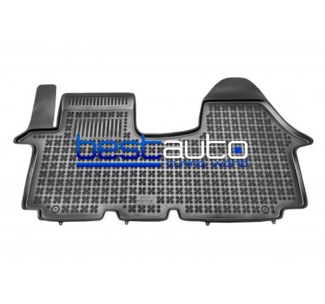 Автомобилна Гумена Стелка Rezaw Plast тип леген за Opel Vivaro (2001-2014)