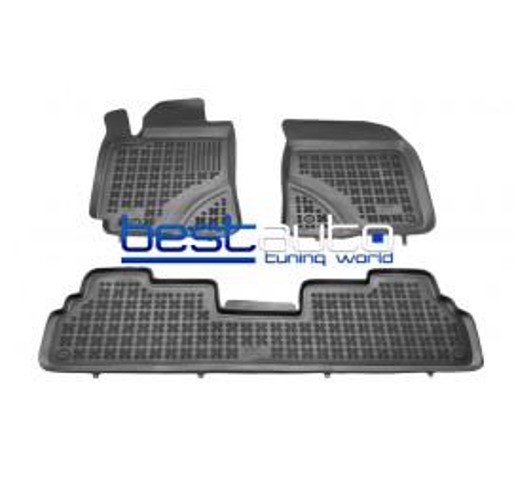 Автомобилни Гумени Стелки Rezaw Plast тип леген за Toyota Corolla Verso (2004-2009)