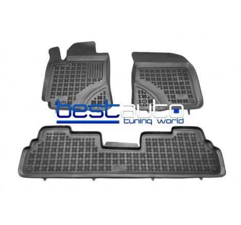 Автомобилни Гумени Стелки Rezaw Plast тип леген за Toyota Verso (2004-2009)
