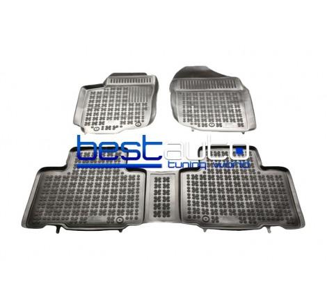 Автомобилни Гумени Стелки Rezaw Plast тип леген за Toyota Rav4 (2013+)
