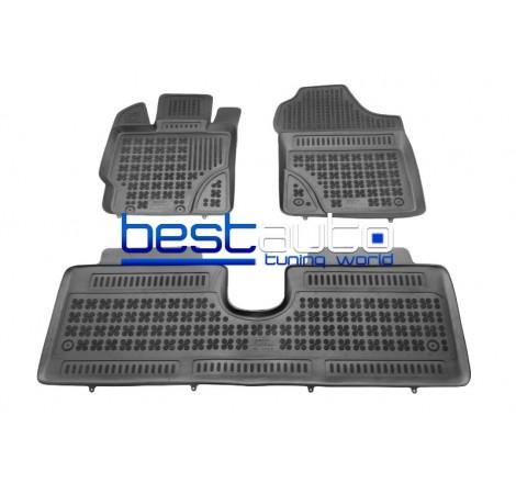 Автомобилни Гумени Стелки Rezaw Plast тип леген за Toyota Yaris (2011+)