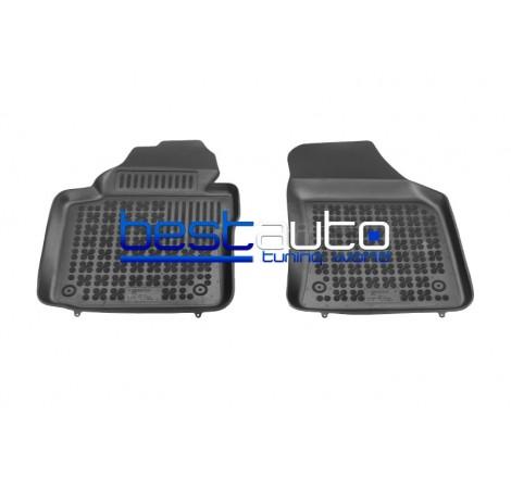 Автомобилни Гумени Стелки Rezaw Plast тип леген за Volkswagen Caddy (2004+) 2бр предни.