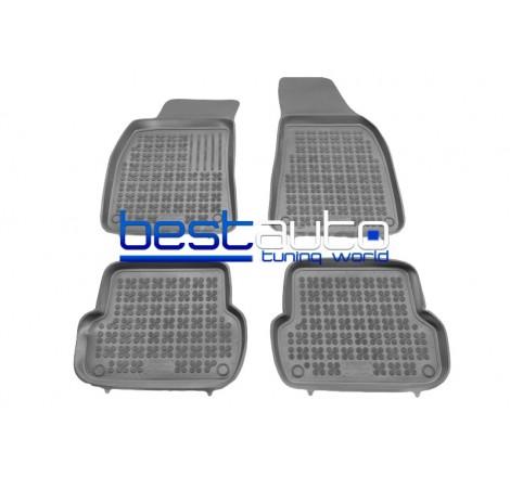 Автомобилни Гумени Стелки Rezaw Plast тип леген за Audi A4 B6 (2000-2007)