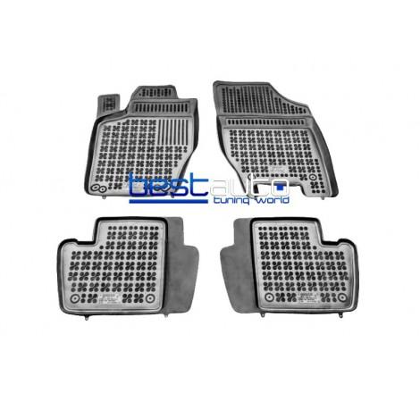 Автомобилни Гумени Стелки Rezaw Plast тип леген за Citroen C4 (2004+)