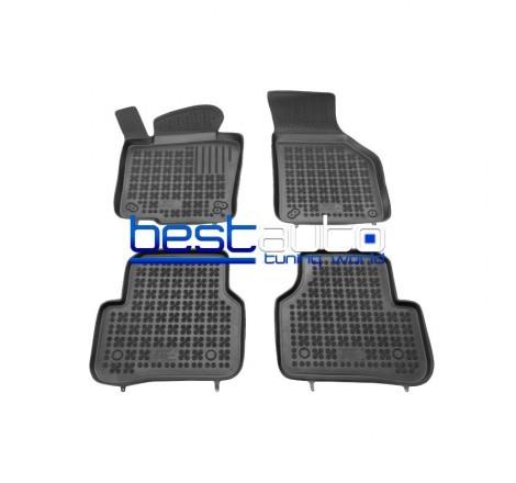 Автомобилни Гумени Стелки Rezaw Plast тип леген за VW Passat B7 (2010-2014)