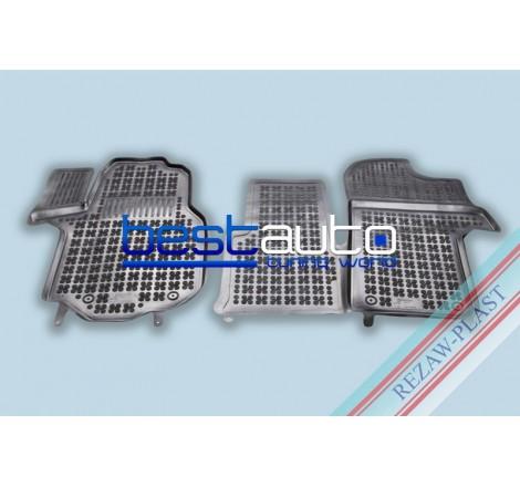 Автомобилни Гумени Стелки Rezaw Plast тип леген за Volkswagen Crafter II (2017+)