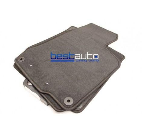 Мокетни стелки Petex за VW BEETLE (1998-2011) Lux материя с кръгли отвори