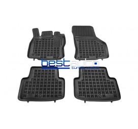 Автомобилни Гумени Стелки Rezaw Plast тип леген за Volkswagen Passat B8 (2014+)