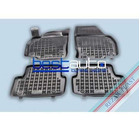Автомобилни Гумени Стелки Rezaw Plast тип леген за Volkswagen Polo VI (2017+)