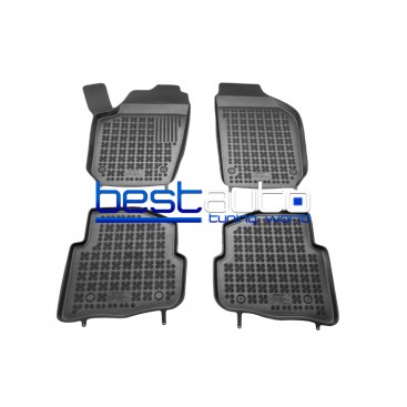 Автомобилни Гумени Стелки Rezaw Plast тип леген за Seat Ibiza (2002 - 2009)