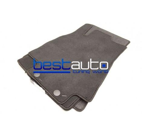 Мокетни стелки Petex за Mercedes A-Class W169 (2007-2012) Lux материя