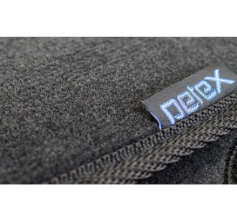 Мокетни стелки Petex за Mercedes CLA-Class C117 (2013+) Lux материя