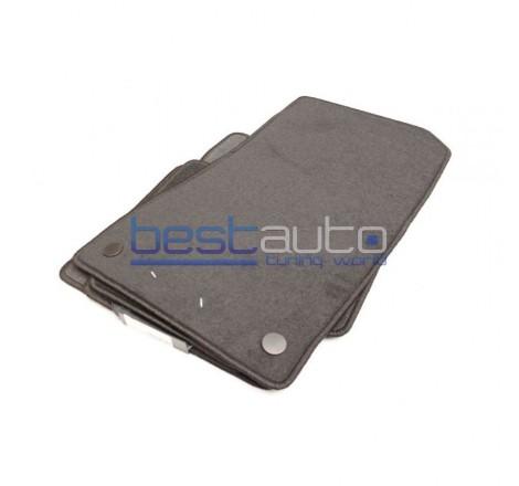 Мокетни стелки Petex за Mercedes CLS W219 (2004 - 2010) Lux материя