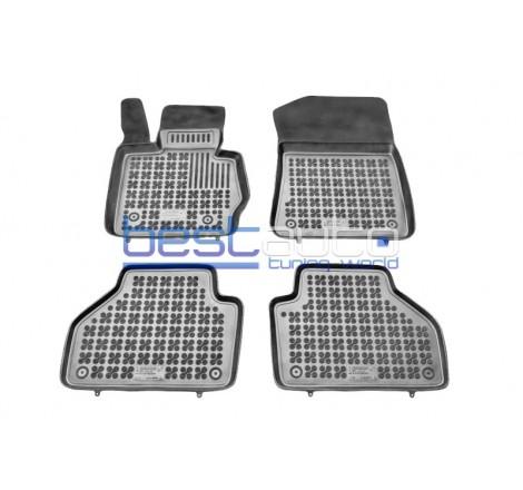 Автомобилни Гумени Стелки Rezaw Plast тип леген за BMW X4 F26 (2014+)