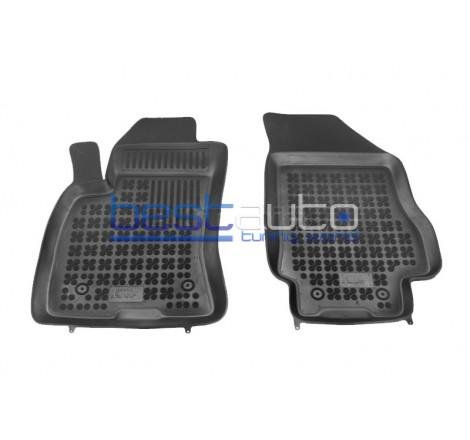 Автомобилни Гумени Стелки Rezaw Plast тип леген за Opel Combo D (2012+) 2 местен