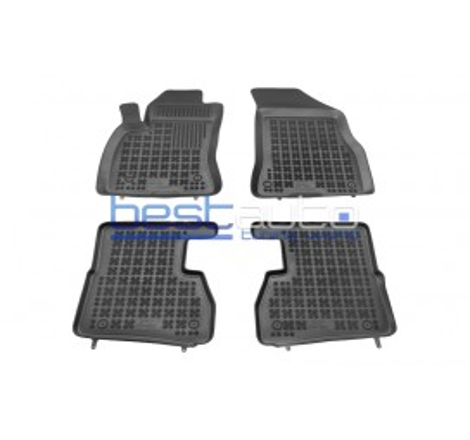 Автомобилни Гумени Стелки Rezaw Plast тип леген за Opel Combo D (2012+) 5 и 7 местен