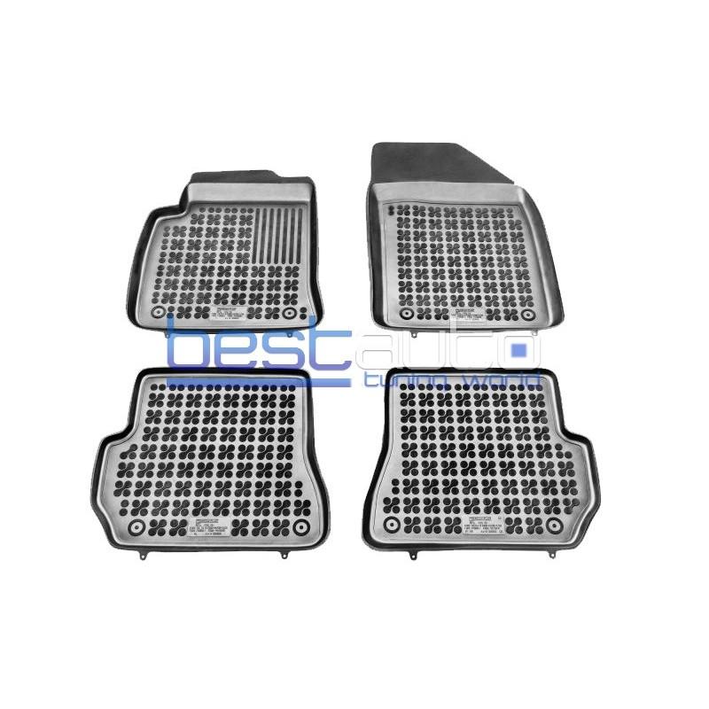 Автомобилни Гумени Стелки Rezaw Plast тип леген за Ford Fusion (2005-2012) Facelifting