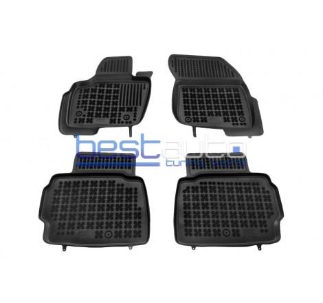 Автомобилни Гумени Стелки Rezaw Plast тип леген за Ford Mondeo V Vignale (2014+)