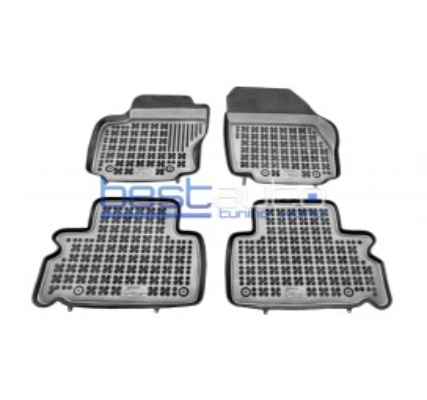Автомобилни Гумени Стелки Rezaw Plast тип леген за Ford S-Max (2006-2015)